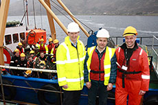 The Underwater Centre strengthens ties with the Nordic region