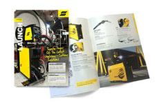 ESAB magazine showcases new products