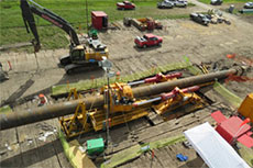 Michels completes record-length Direct Pipe installation