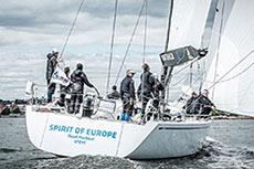 Nord Stream race 2015: non-stop across the Baltic Sea