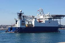 Blue Stream Pipeline inspection contract awarded to Fugro
