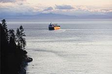 Kinder Morgan oil spill drill at terminal