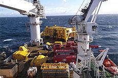 CIS drives subsea piles in 160 minutes on Alvheim development