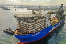 McDermott to name flagship vessel
