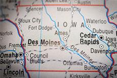 Bakken oil pipeline approved by Iowa