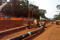 TDW successfully isolates sections of the Chad-Cameroon pipeline