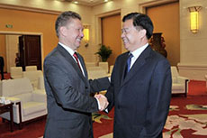 Russia and China address gas supply via the western route