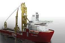Ceona signs contracts for build of new pipelay vessel Ceona Amazon