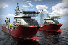 ABB wins order for subsea pipeline construction vessels