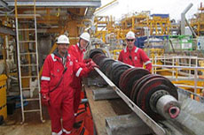 Pipeline services company performs pipeline isolation operation in Australia