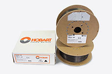 Hobart metal-cored wire minimises weld cracking risks