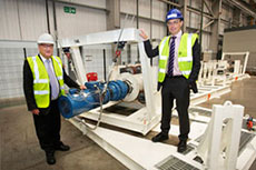 General Electric opens Innovation Centre in Newcastle