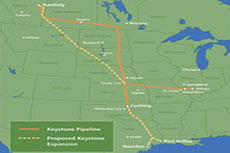 TransCanada's Keystone oil pipeline resumes flow