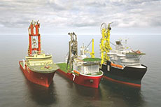 New pipelay orders for Huisman with major offshore contractors