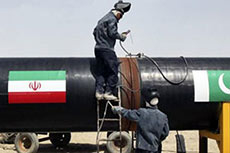 Chinese firm pulls out of Iran-Pakistan natural gas pipeline