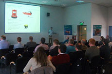 Sonardyne workshop for subsea technology a success