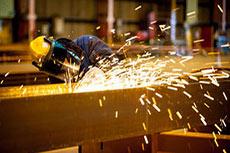 Steel jobs cut in Wales at Tata plant