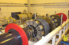 Nord Stream receives 12 t custom-designed tool