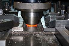 TWI friction stir welds ODS steel