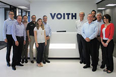 Voith opens new division headquarters