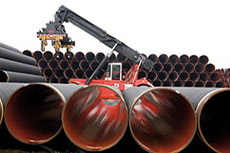 Nord Stream announces second pipe tender