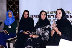 Women chiefs debate female leadership in the energy sector