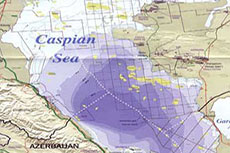 Saipem company wins Caspian pipe contract