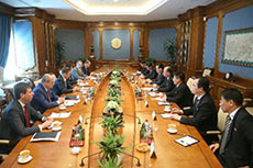 Gazprom and Korea address prospects for co-operation in gas sector