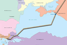Turkish Stream to be presented at WGC