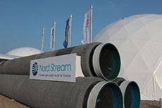 Gazprom expanding new export routes