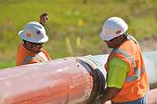 FERC approves Columbia Pipeline Group