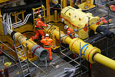 JIP to enhance the offshore leak detection approach