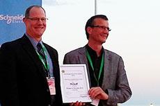 ProSoft wins award at Schneider event