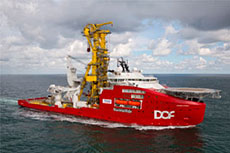 Technip welcomes new build vessel Skandi Africa