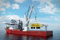 Subsea 7's latest heavy construction vessel: the Seven Arctic