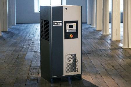 Atlas Copco to exhibit compressors and vacuum pumps