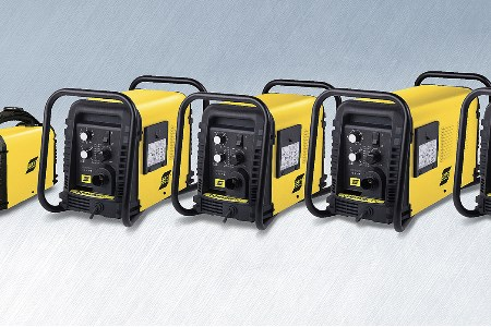 New plasma cutters provide additional output