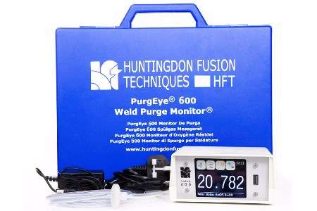 HFT introduces weld purge monitor