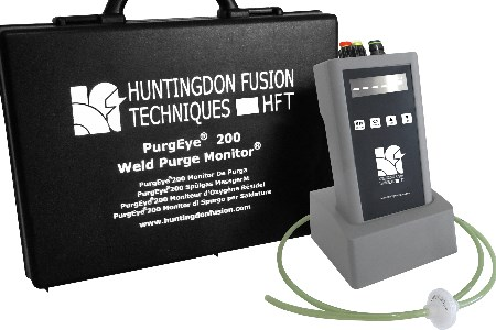 HFT enhances its weld purging technology