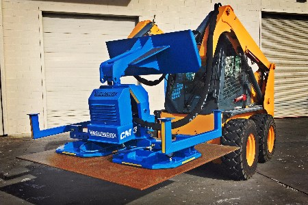 Vacuworx CM 3 changes the game for contractors