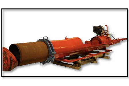 AGI develops new pipeline pig loader