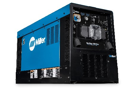 Miller introduces new welding equipment