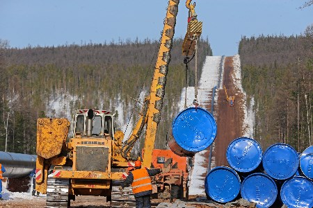 Major energy projects underway for Gazprom