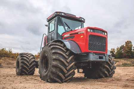 ARDCO's AMT can undertake numerous off-road applications