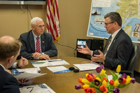 Alaska LNG project briefing with AGDC and US Vice President