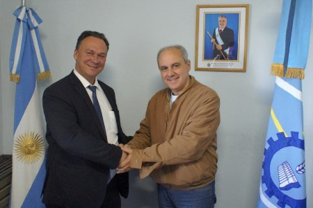 Transneft Diascan signs MoU for ILI works on Argentinian pipeline system