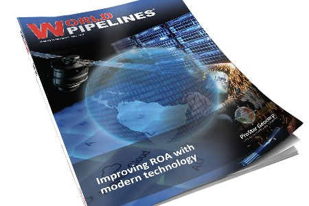 ProStar discusses Transparent Earth technology in World Pipelines' May issue