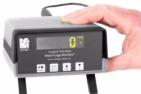 HFT welcomes new weld purge monitor