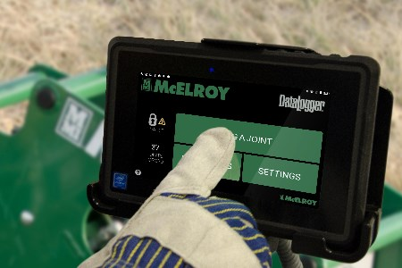 McElroy releases new DataLogger 6 for use on pipeline projects