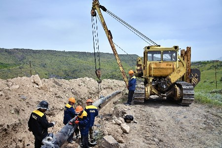 Addressing the development of Armenia's gas industry